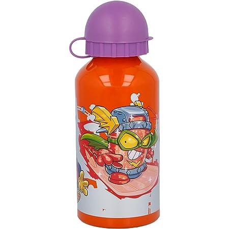 Stor Botella Aluminio 400 ML | Varias LICENCIAS Disponibles (Disney, LOL, Frozen, Peppa Pig, Spiderman…)
