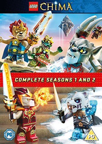 LEGO Legends Of Chima Collection [DVD] [2015] by Various