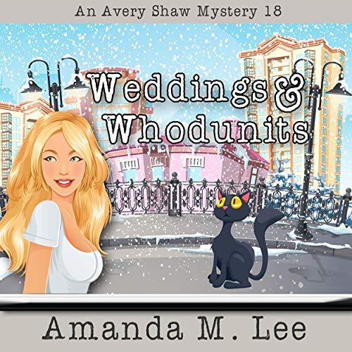 Weddings & Whodunits cover art