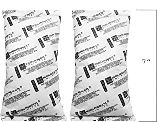 Gun Safe Silica - (2 Pack) 200 Gram Gel Desiccant; Military Grade Dehumidifier Conforms to MIL-D-3463E I & II Absorbents. Perfect for Gun Storage, SAFES, Tools, Outdoor Gear, and Food Storage