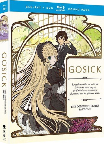Gosick: The Complete Series, Part One - Blu-ray + DVD