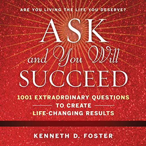 Ask and You Will Succeed audiobook cover art