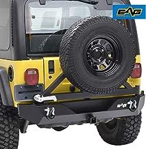 Best 93 jeep wrangler rear bumper Reviews