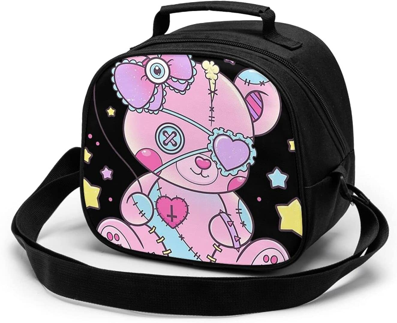 Pastel Goth Children's Lunch Sale Bag Girls Boys OFFicial shop and Reusable B
