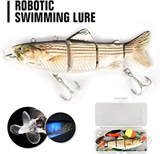 Best electric fishing lures Reviews
