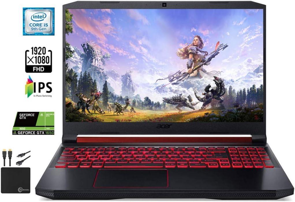 2020 Flagship Acer Nitro 5 15 Gaming Laptop 15.6
