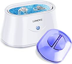 Ultrasonic Jewelry Cleaner - Professional Ultrasonic Cleaner for Rings Eyeglasses Watches Coins Tools Razors Earrings Neck...