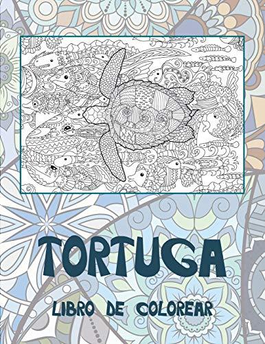 Tortuga - Libro de colorear 🐢