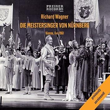 Die Meistersinger von Nürnberg (Live)