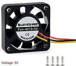 4010 24 V. WINSINN 40 millimetri di colore LED ventola 5V 12V 24V Cuscinetto idraulico Brushless 4010 40x10mm Colore del LED