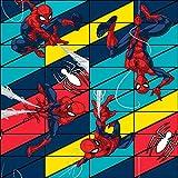 DC Comics Stoff – Spiderman Swing – SC305 – 0,5 Meter