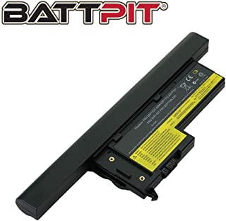 Battpit™ Laptop/Notebook Battery for IBM ThinkPad X61s 7668 ThinkPad X61s 7670 ThinkPad X61s 7669 ThinkPad X61s 7671 (4400 mAh / 63Wh)
