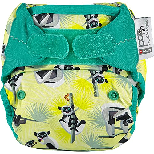 Close Pop-in Single Reusable Cloth Nappy One Size Birth to Potty Bamboo...