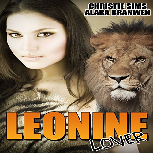 Leonine Lover audiobook cover art