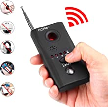 Anti Spy Detector, RF Detector & Camera Finder, Bug Detector, 2019 RF Signal Detector, Zhouxt GSM Tracking Device for Wireless Audio Bug Hidden Camera Detector