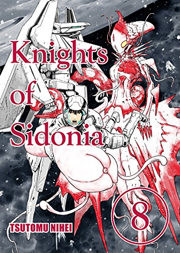 Knights of Sidonia Vol. 8 (English Edition)