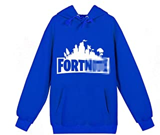 Amazon.com: fortnite - Blues / Hoodies / Men: Clothing ...