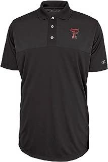 Texas Tech Red Raiders NCAA Champion Playbook Men's Performance Polo Shirt