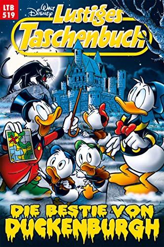 Lustiges Taschenbuch Nr. 519: Die Bestie von Duckenburg