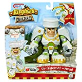 Little Tikes Kingdom Builders-Sir Hammer of Head Figure, Multicolor