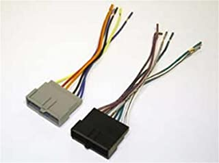 SCOSCHE FD02B Wiring Harness Kit to Connect an Aftermarket Stereo Receiver for Select 1986-2004 Ford Vehicles