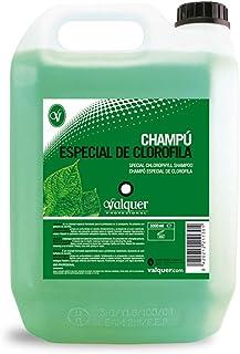 Válquer Champú Especial De Clorofila - 5 l.