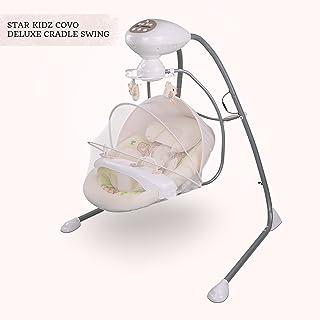 Star Kidz Covo Deluxe Cradle Swing - Beige