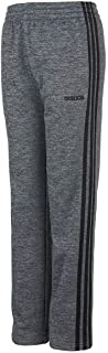 Youth Tech Fleece Pant (Dark Grey/Black, Small/8)