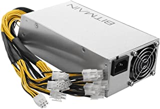 Annisking Bitcoin Miners Antminer S9 L3 D3 Power Supply APW3++ PSU In Stock Fast Shipping 1200W@110v 1600W@220v