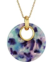 Kate Spade New York - On The Dot Small Pendant Necklace