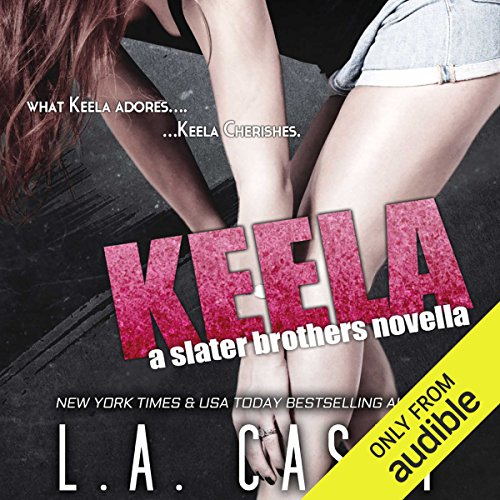 Keela audiobook cover art