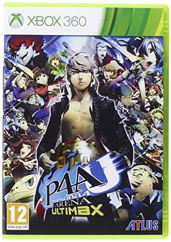 Persona 4: Arena Ultimax