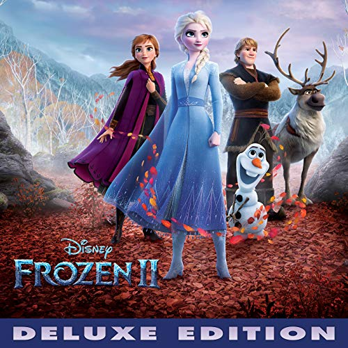 Frozen 2 (Banda Sonora Original en Español/Edición Deluxe)