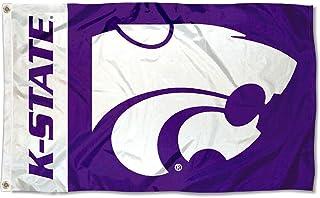Kansas State Wildcats KSU University Large College Flag