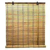 Solagua 6 Modelos 14 Medidas de estores de bambú Cortina de Madera persiana...