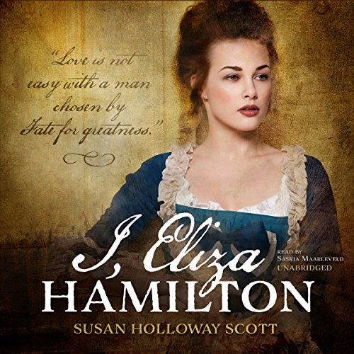 I, Eliza Hamilton  By  cover art