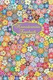 Neurodermitis Tagebuch: Hauterkrankungs Behandlungsbuch zum Ausfüllen und Eintragen der Hautreaktionen   Für Frauen und Mädchen   ca A5 im Blumen-Vintage Design