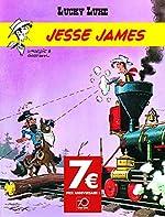 Lucky Luke - Tome 4 - Jesse James - OPÉ 70 ANS de Goscinny
