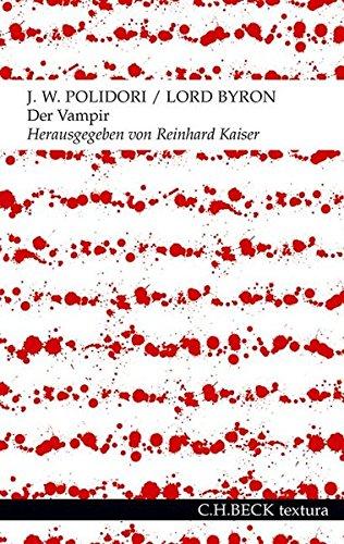 Der Vampir: Eine Erzählung (textura)