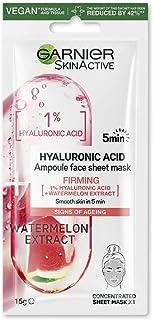 Garnier Garnier Ampoule Sheet Mask Watermelon/Hyaluronic Acid