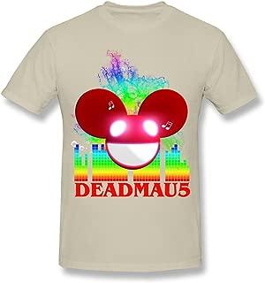 MAM2 Arts Cool Deadmau5 Dream Logo Party Men's T-Shirt Black