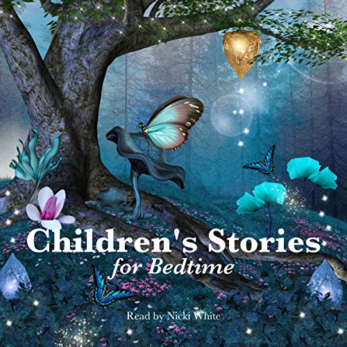 Children's Stories for Bedtime audiobook cover art
