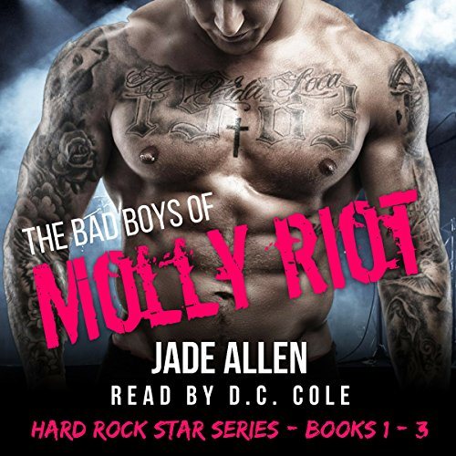 Rock Star Romance: The Bad Boys Of Molly Riot audiobook cover art
