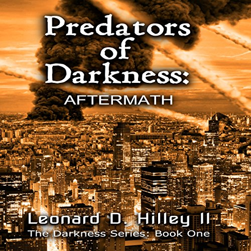 Predators of Darkness: Aftermath audiobook cover art