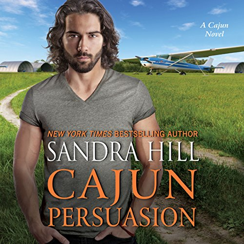 Cajun Persuasion audiobook cover art