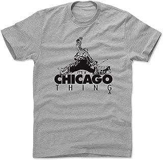 500 LEVEL Corey Crawford Shirt - Chicago Hockey Men's Apparel - Corey Crawford Save