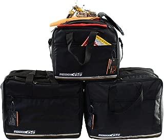 made4bikers Promotion: Bolsas Interiores Adecuado para de los Modelos BMW R1200GS-LC (K51) a Partir de 2014 (R1200 GS LC) - Conjunto Completo - para los Casos de Aluminio