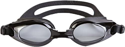 ¡no ser extrañado! Anti-vaho Gafas A Prueba Prueba Prueba De Agua Miopía Gafas De Natación 150-1000 Grados Diferentes A Izquierda Y Derecha,negro-150Degrees  increíbles descuentos