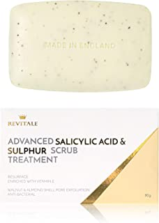Revitale Advanced Salicylic Acid & Sulphur Scrub