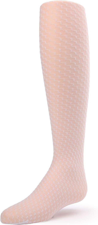 Fashionable MeMoi Zoe Zigzag Sheer Tights Girls Regular store